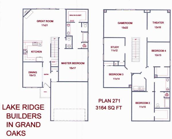 Unbeleivable value over 3000 sq ft 4 bedroom game room for 3000 sq ft commercial building plans